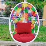 Ghế xích đu đồng tiến oval đủ màu KH04